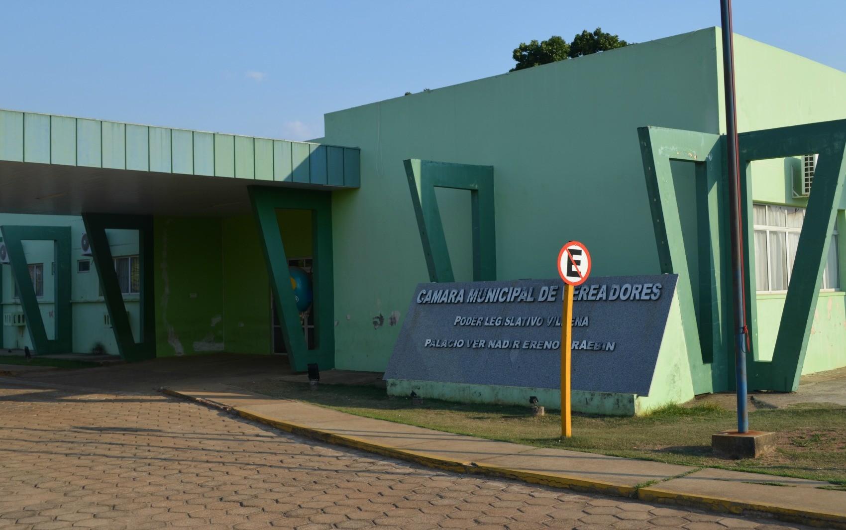 Câmara de Vereadores abre concurso público para 41 vagas em Vilhena, RO - Radio Evangelho Gospel