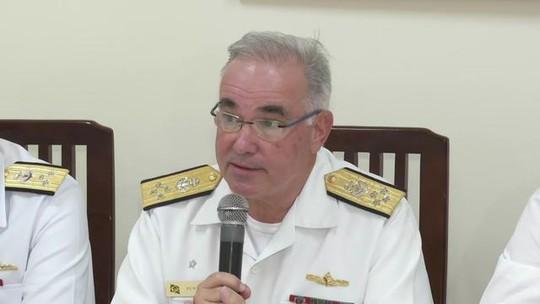 Marinha afirma que óleo não foi produzido nem comercializado no Brasil