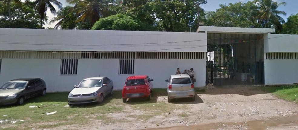 Hospital de custódia e tratamento psiquiátrico fica em Itamaracá, no Grande Recife (Foto: Google Maps)