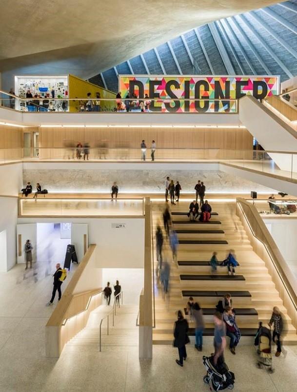O passado e o futuro do design no Design Museum, em Londres