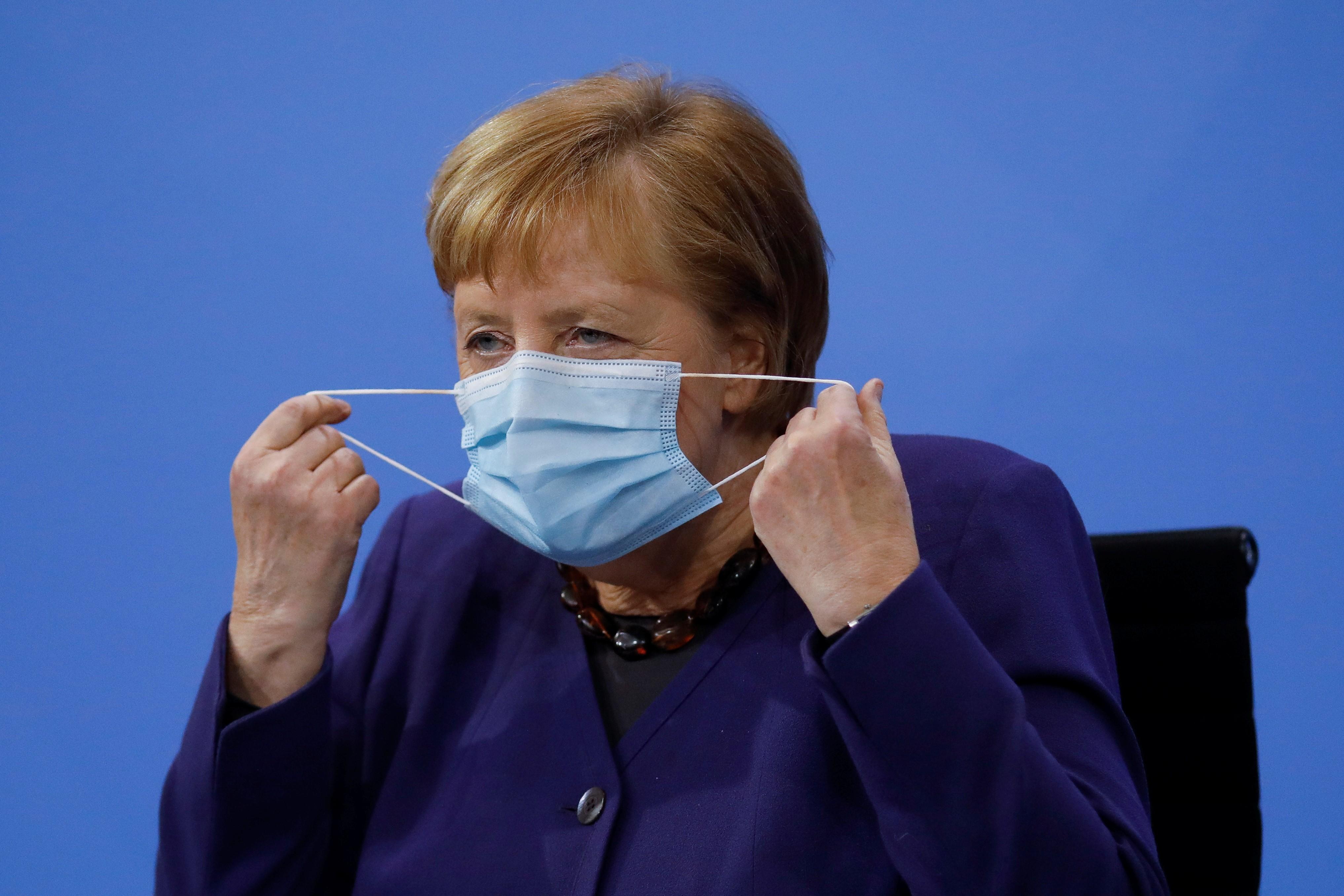 Alemanha estende lockdown parcial até 10 de janeiro