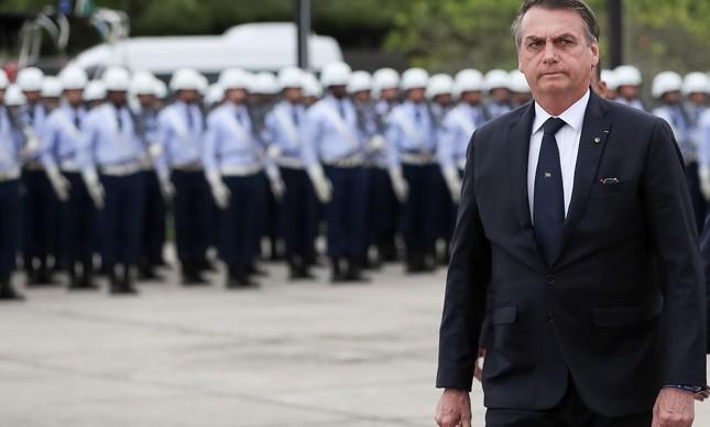 Bolsonaro parece ser um alienado no tema