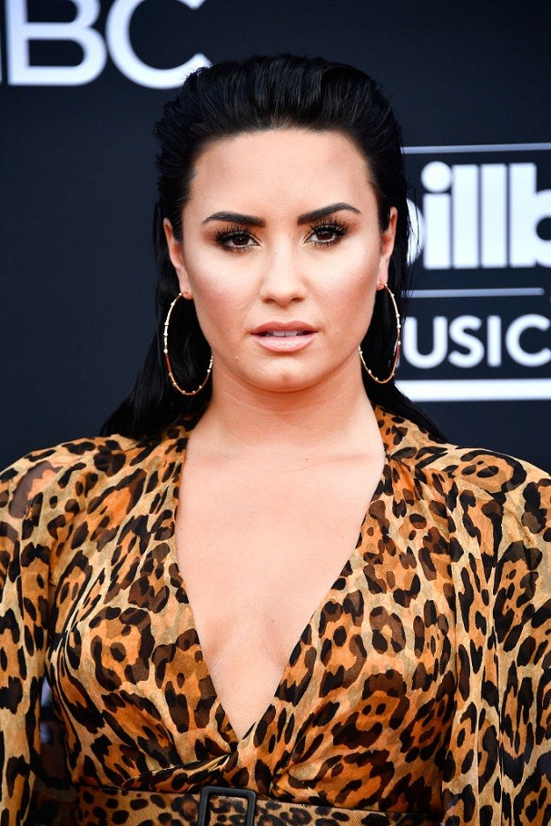 Demi no Billboard Music Awards 2018 (Foto: Getty Images)