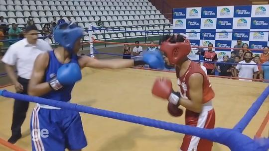 Confira os resultados da seletiva estadual de boxe e classificados para o Brasileiro