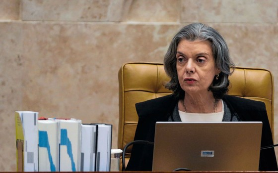 Carmen  Lúcia presidente do Supremo Tribunal Federal (Foto:  Jose Cruz/Agência Brasil)
