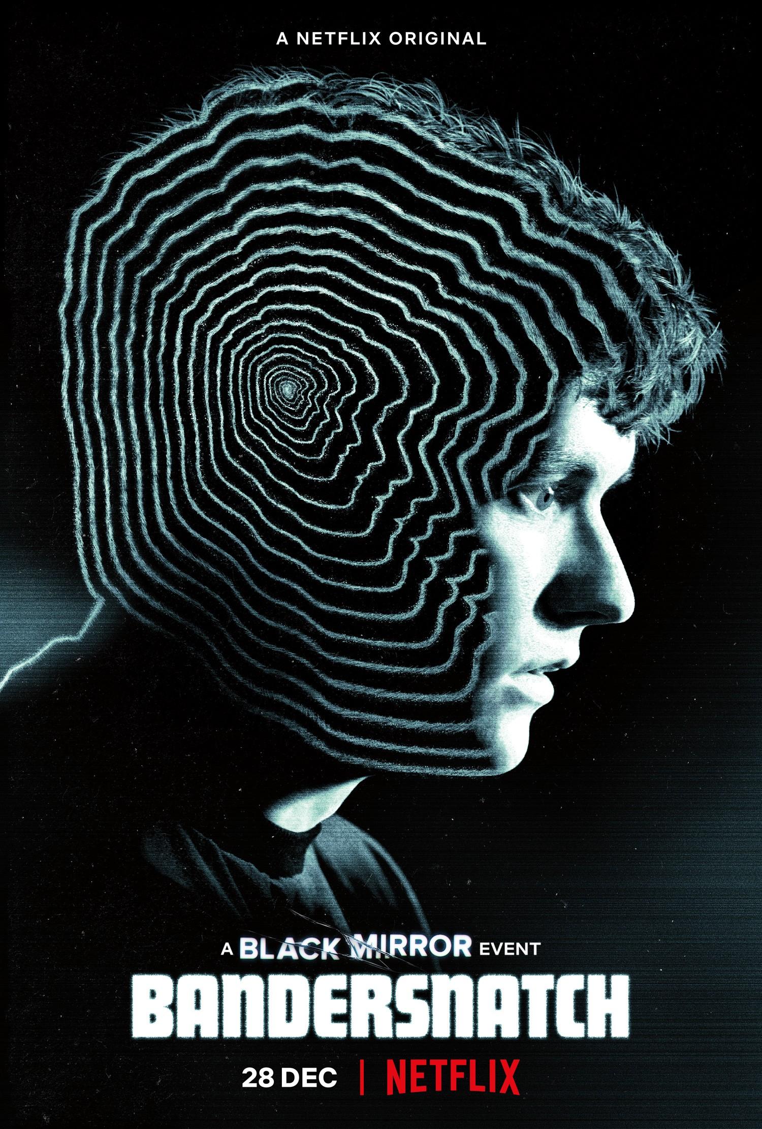 Stefan (Fionn Whitehead) em Black Mirror: Bandersnatch (Foto: Divulgação)
