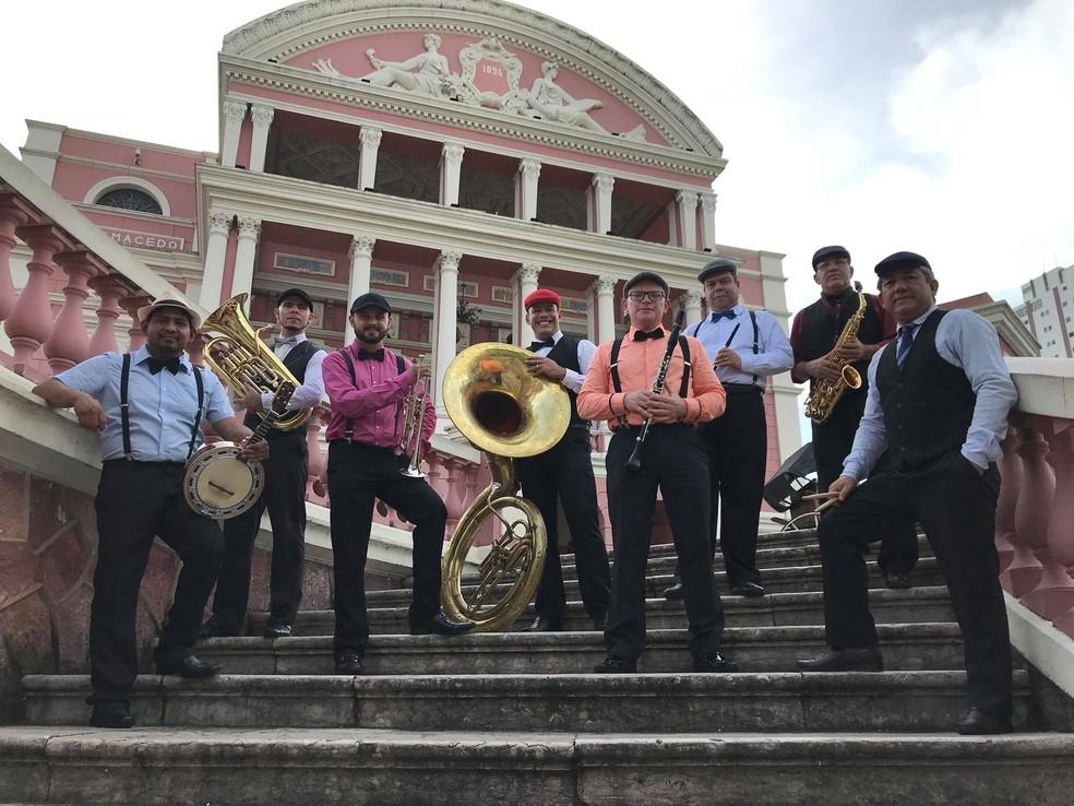 Grupo vai se apresentar em Buíque (Foto: Divulgação)