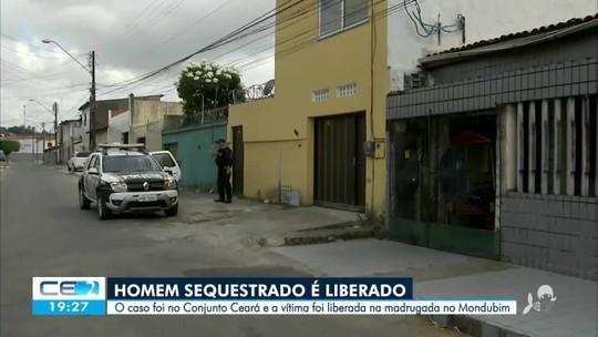 Homem sequestrado no Conjunto Ceará é libertado no Mondubim