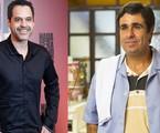 Bruno Garcia e Orã Figueiredo | Reprodução