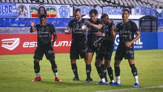 Paysandu estreou o terceiro uniforme da temporada