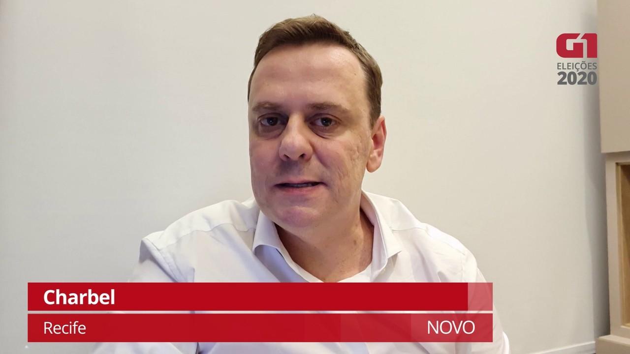 Charbel (NOVO) fala sobre proposta para retomada segura das aulas no Recife