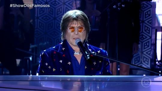 Paulo Ricardo relembra participação no 'Show dos Famosos': 'É preciso se entregar'