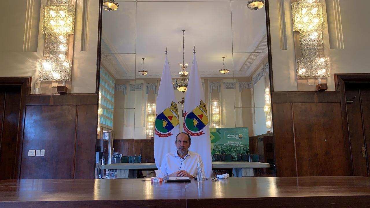 Sem confirmação de Zema, Kalil diz que não vai à reunião do governo de MG sobre flexibilização