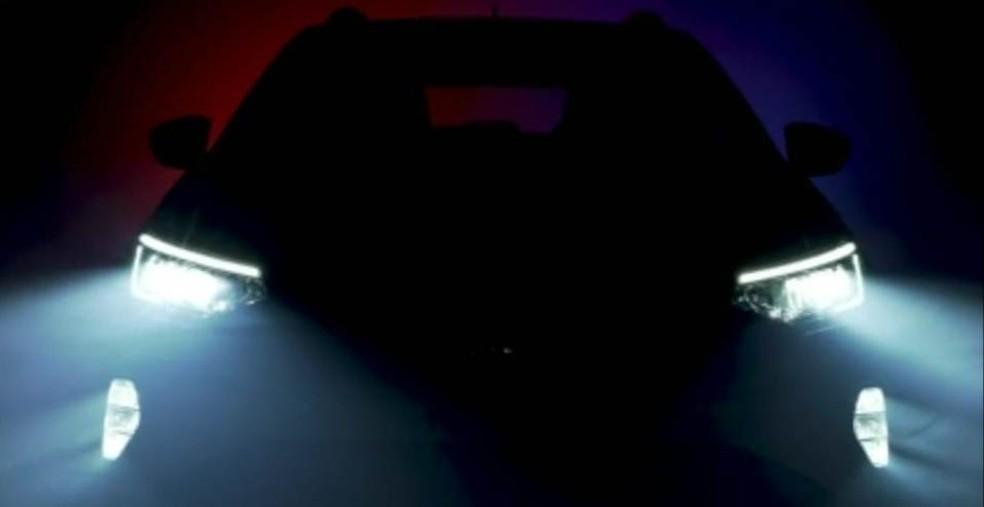 Volkswagen Nivus — Foto: Reprodução/Volkswagen