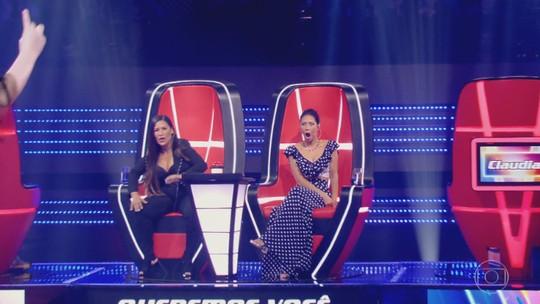 Simone sobre dividir cadeira com Simaria: 'A gente se entende, mas tem vezes que os gostos são diferentes'