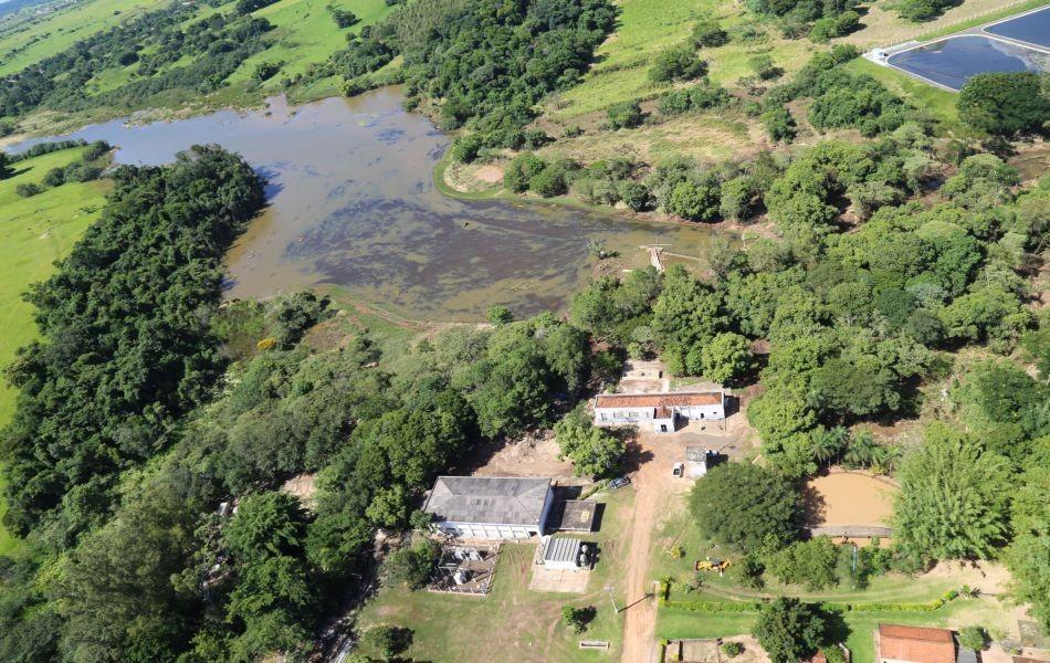 Nível da lagoa de captação do rio Batalha cai com altas temperaturas; rodízio continua em bairros de Bauru