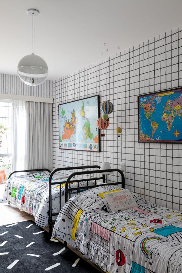 Décor do dia: tendências para quartos de crianças (Foto: Fran Parente)