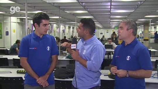 """Sem favoritismo por ser o maior campeão, Tabárez diz: """"Sentimos o impulso das 15 Copas"""""""