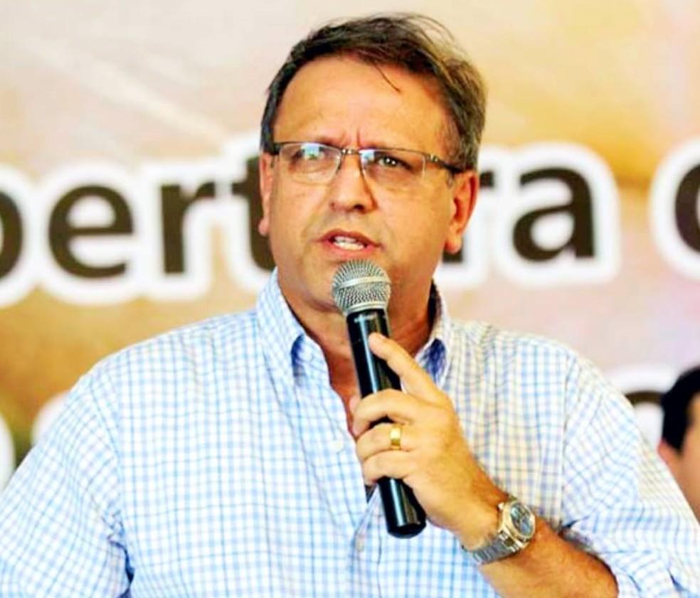 Governador cassado permanece no cargo até publicação de decisão (Foto: Elizeu Oliveira/Divulgação)