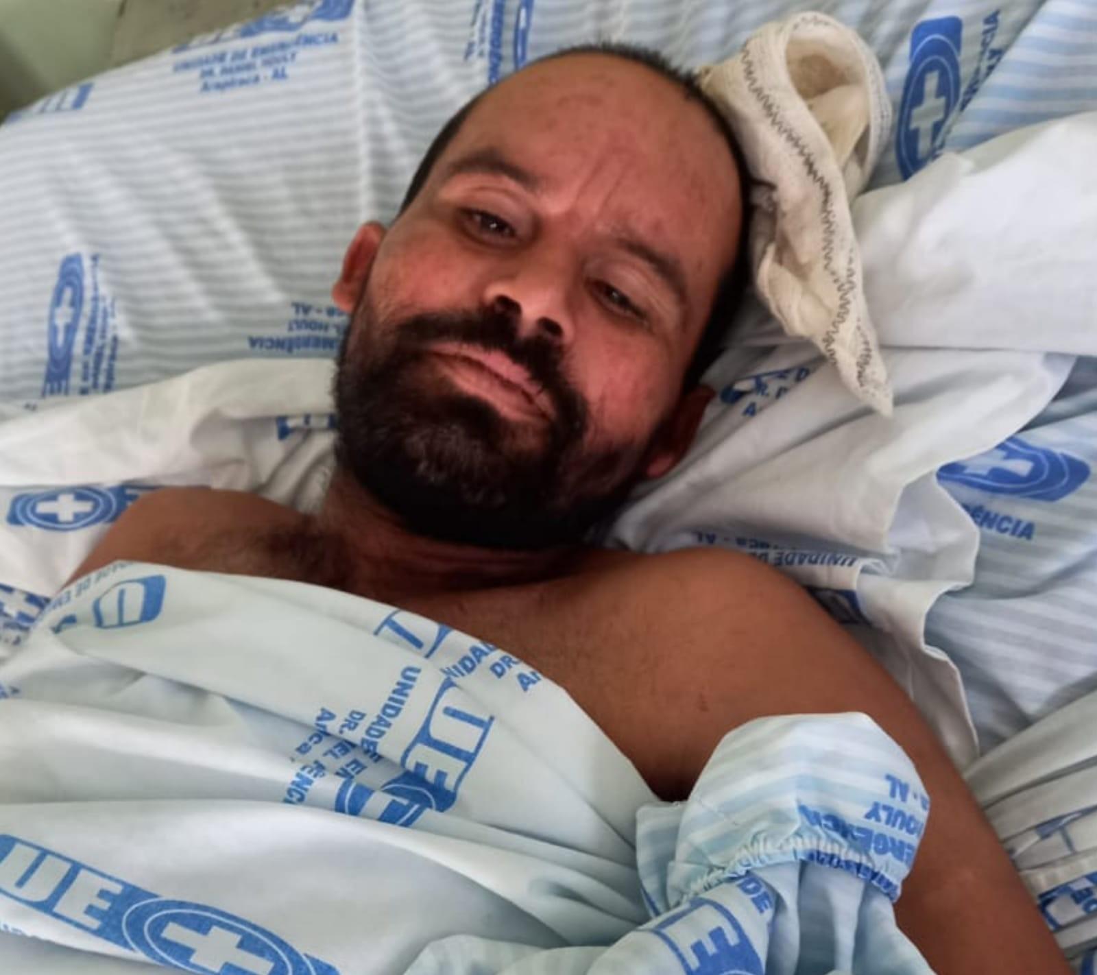 Hospital em Arapiraca busca por familiares de paciente não identificado