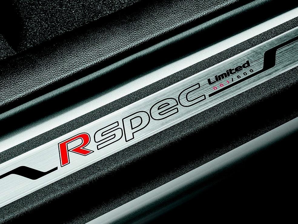 Hyundai HB20 terá versão numerada R spec Limited (Foto: Divulgação)