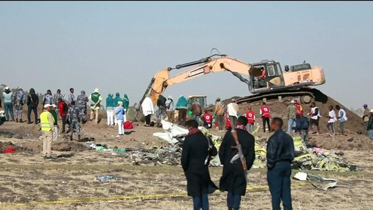 Relatório preliminar isenta pilotos da Ethiopian Airlines de culpa