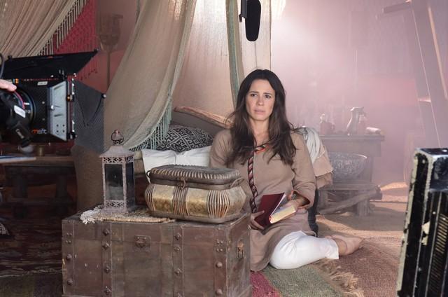 Juliana Knust em 'Apocalipse' (Foto: Blad Meneghel/ Record)