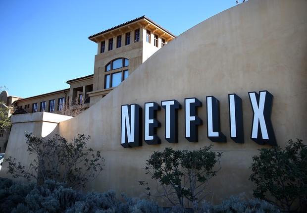 Sede da Netflix na Califórnia (Foto: Justin Sullivan/Getty Images)