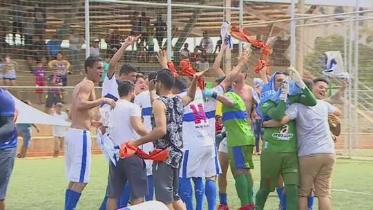 """""""Fruto de muito esforço"""", exalta artilheiro Tonho Cabañas sobre título da Copa Norte de Fut7"""