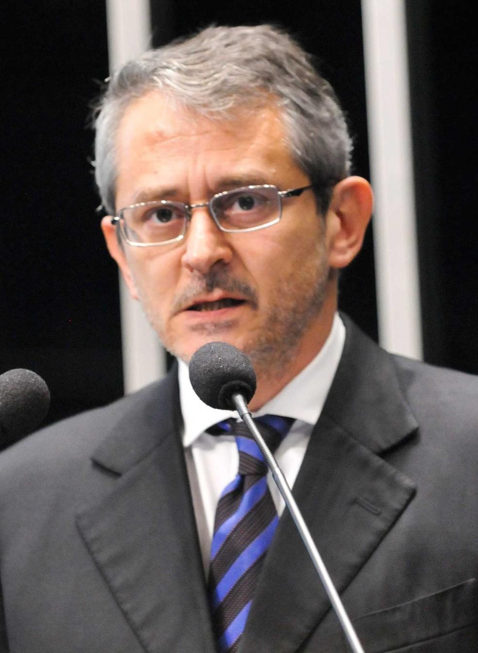 Otavio Frias Filho (Foto: Geraldo Magela / Agência Senado)