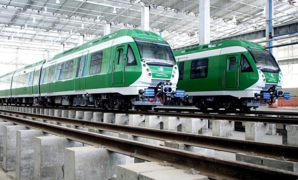 -  Empresa vai elaborar projeto de concessão do transporte ferroviário do Ceará  Foto: Governo do Estado/Divulgação