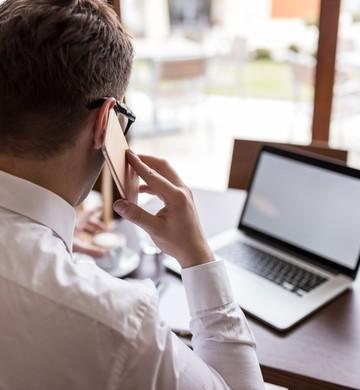 celular - computador - internet - tecnologia - hábitos  (Foto: Thinkstock)