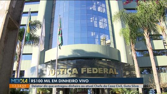 Citado em delação, Guto Silva nega dinheiro para campanha e diz ter ido 'muitas vezes' ao DER