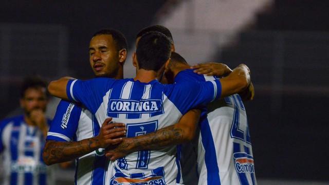 CSA 5 x 0 Coruripe, Campeonato Alagoano
