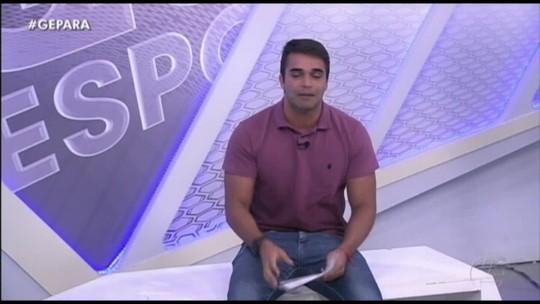 VÍDEO: Veja a íntegra do Globo Esporte PA desta sexta-feira, dia 15