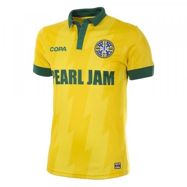 Camisa Pearl Jam/Brasil (Foto: reprodução)