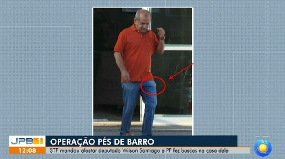 — Foto: Reprodução/TV Cabo Branco