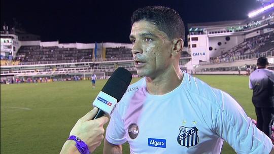 """Renato após a derrota para o São Bento: """"A gente sabia que era um jogo difícil"""""""