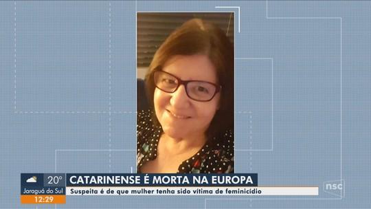 Mulher de SC morre após ser esfaqueada em Luxemburgo; companheiro é suspeito do crime