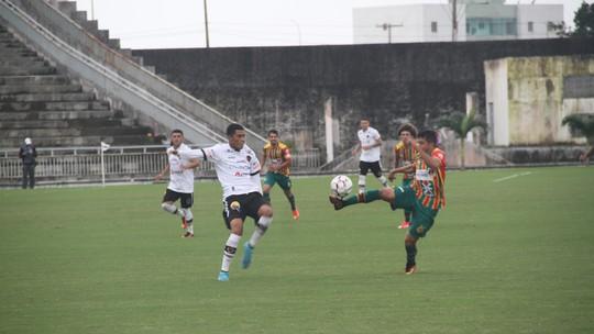 3d8d0e9712a96 Botafogo-PB ainda não tinha perdido três jogos seguidos nas competições  nacionais desde que voltou a disputá-las em 2013. Números consideram a  Série D 2013 ...