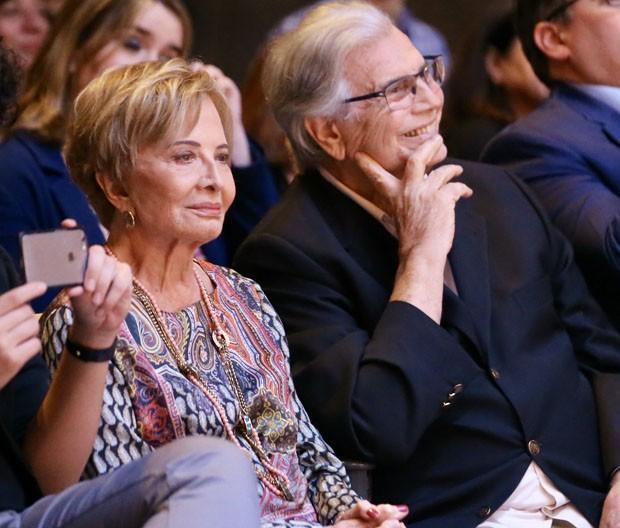 Glória Menezes e Tarcísio Meira (Foto: Manuela Scarpa/Brazil News)