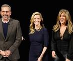 Steve Carell, Rheese Whiterspoon e Jennifer Aniston | Divulgação
