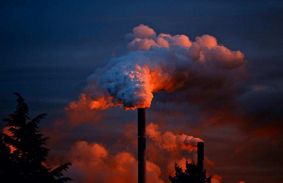 Emissões globais de CO2 voltam a subir em 2018 — Foto: Pixabay