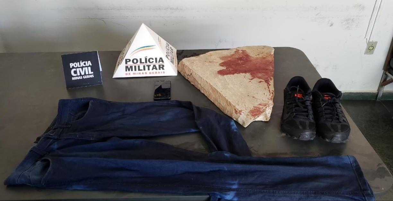 Homem é preso por suspeita de homicídio em Alpinópolis, MG - Notícias - Plantão Diário