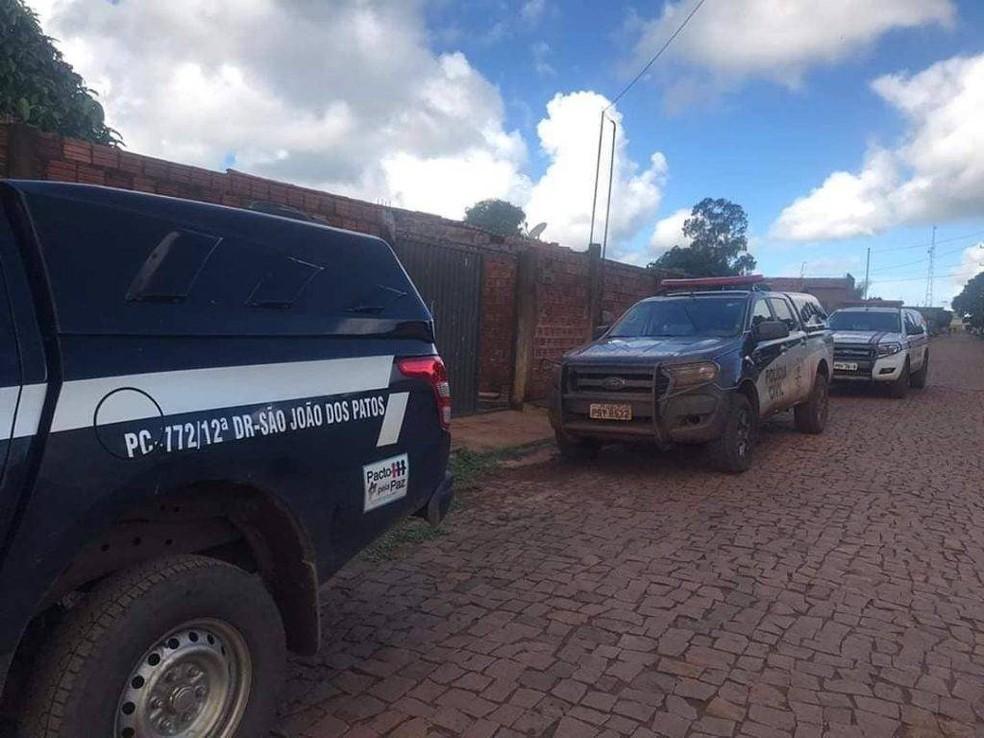 Pastor evangélico de 52 anos, suspeito de abusar de fiéis, foi preso em Sucupira do Norte (MA) — Foto: Divulgação/Polícia Civil