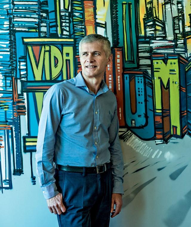 Para Elcio dos Santos, presidente do BV, as parcerias vão aproximar o banco dos clientes mais jovens   (Foto: Claus Lehmann)