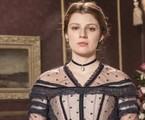 A princesa Isabel (Giulia Gayoso) será pedida em casamento por Pierre (Gabriel Falcão) no capítulo de segunda-feira (27). Dom Pedro (Selton Mello), no entanto, dirá que precisa conhecer melhor o rapaz  | Globo