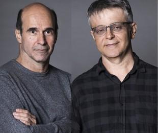 George Moura e Sergio Goldenberg | Victor Pollak/Globo