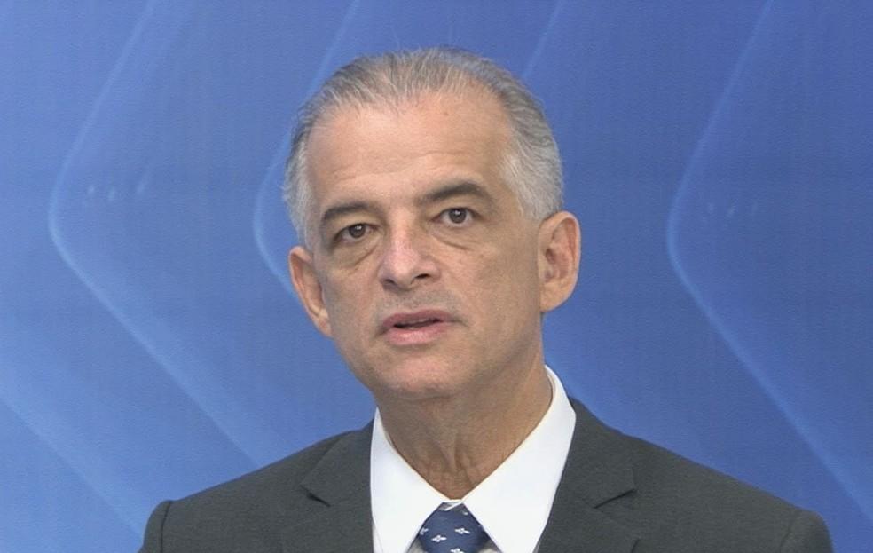 O candidato do PSB ao Governo de São Paulo, Márcio França — Foto: Reprodução/EPTV