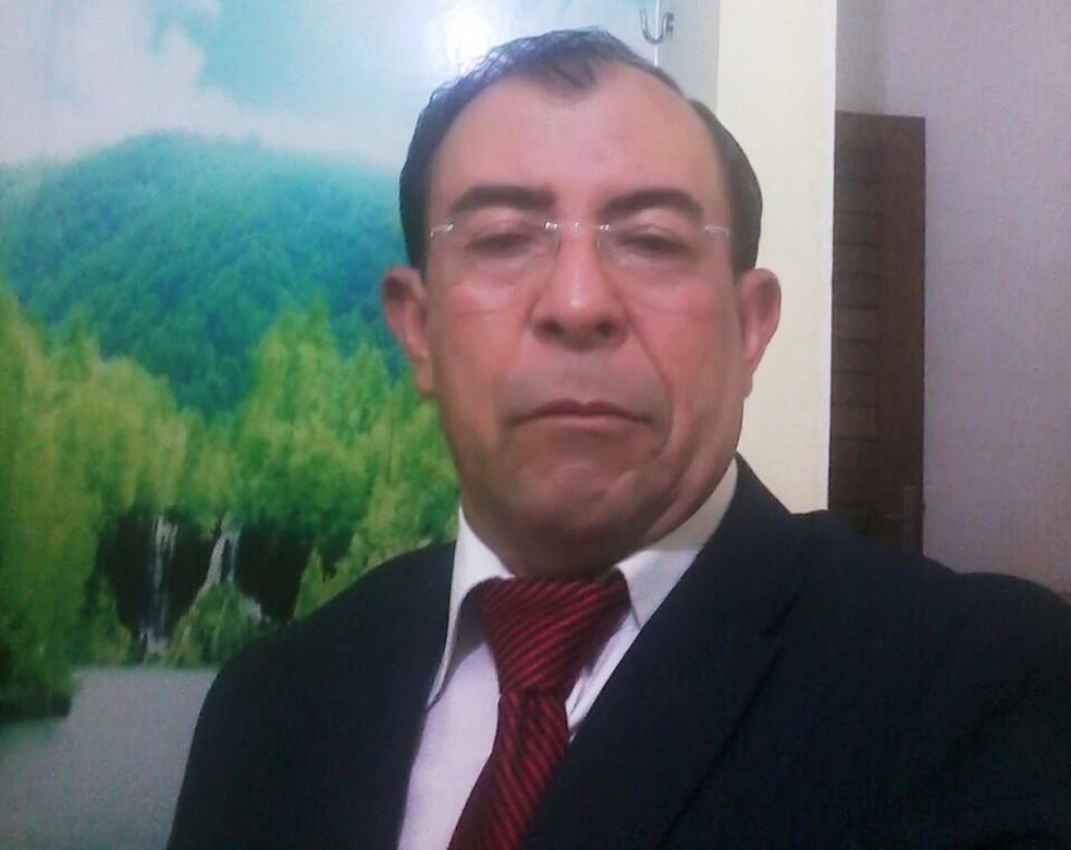 Pastor José Ribamar (Foto: Arquivo pessoal)